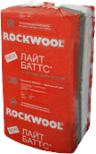 Rockwool light batts Роквул лайт батс баттс Тюмень